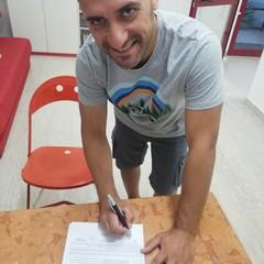 Mimmo Lomonte neo allenatore del Canusium Calcio