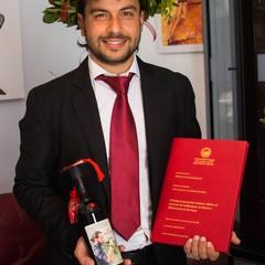 Laurea on line per Luigi Petroni