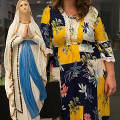 Canosa: La Madonnina risplende nella pittura-  prof.ssa Maria Lucia Fusaro