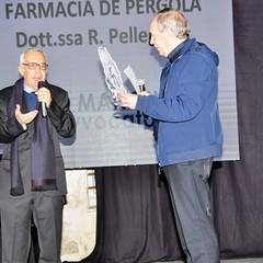 Il Premio Diomede Speciale  al maestro Peppino Di Nunno