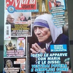 """2020 Settimanale """"Maria con te"""""""