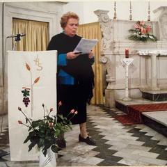 Maria Lobosco Ministra OFS