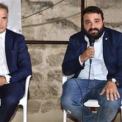 Elia Marro e Sergio Fontana