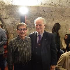 2019 CONI Franco Mascolo e Riccardo Piccolo a  Barletta