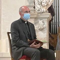 Don Giovanni Massaro, il nuovo vescovo di Avezzano