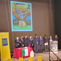 Presentazione Francobollo Pietro Mennea Ospiti a Barletta