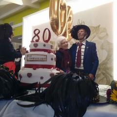 Marco Milo e Pasqua Palmieri 80° anniversario di matrimonio