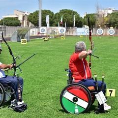 Bronzo per Mimmo Porro al Campionato Italiano Outdoor Para-Archery