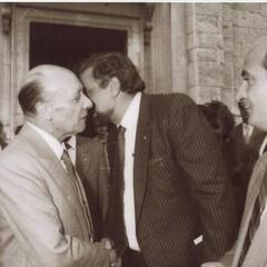 Ministro Gullotti e sindaco Rizzi