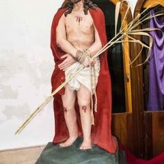 Canosa: Gesù flagellato alla colonna