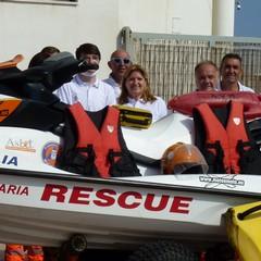 2020 Margherita di Savoia Assistenza in acqua con idromoto