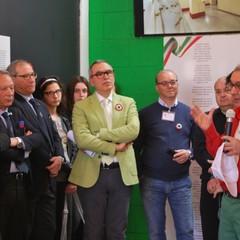 Il Polo Museale  si veste di Tricolore