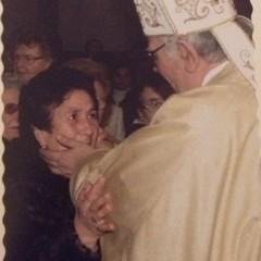 Don Nicorda Caputo ricorda la Mamma e Mons. Calabro