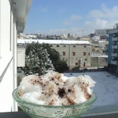 Canosa: neve e vino cotto