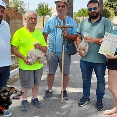 Il cammino di San Nicola 2021  Canosa di Puglia