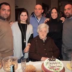 Nipoti nonna Lucia Fiore