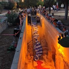 Notte degli ipogei 2021 Canosa Ipogeo Lagrasta