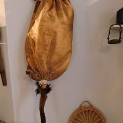 Otre caprino. Museo etnografico di Mocchie -Torino