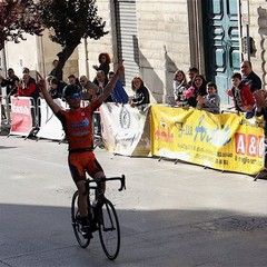 1°Angelo Palomba-Progetto Ciclismo Sorrentino