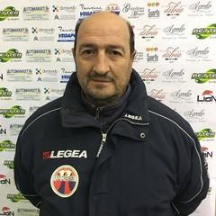 Coach Paolo Rubino
