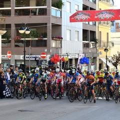 Partenza 4° Gran Premio di Apertura - 1° Memorial  Michele Fontana