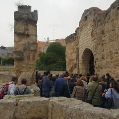 Pasquetta 2019: Turisti  a Canosa