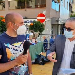 Cosimo Patruno e Pino Grisorio