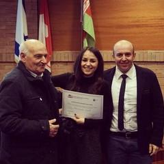 Riccardo Grimaldi, Angela Marcovecchio, Cosimo Patruno
