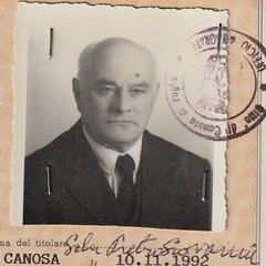 Pietro Gala Petrùcce u calzettère - Canosa di Puglia