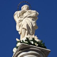 Canosa Piazza Colonna Immacolata