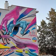 L'arte per l'integrazione: MurArtes PISKV 2021