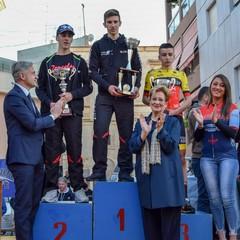 Premiazione 4° Gran Premio di Apertura - 1° Memorial  Michele Fontana