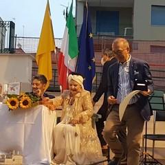 Premio Sergio Nigri alla Fondazione Archeologica Canosina, Nicola Luisi vice pres.