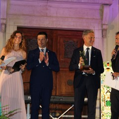 Premio Canusium  al  Dottor Sergio Fontana