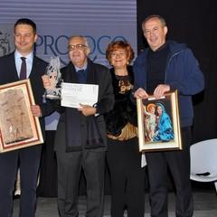 Premio Diomede Speciale a Giuseppe Di Nunno