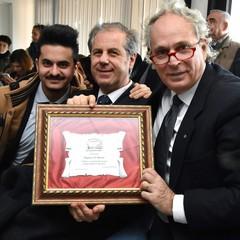 Stefano e Peppino Di Biase, Enzo Princigalli a Torino