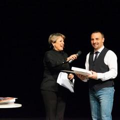 Premiazione Luca Zecchillo