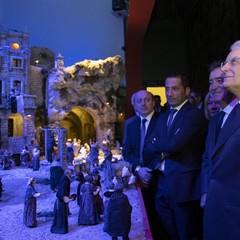 Presepe al Quirinale, Presidente Mattarella