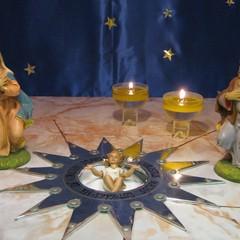 Presepe Stella di Betlemme