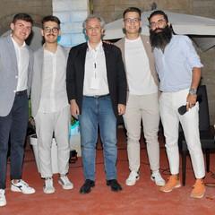 M.Lenoci, N. Sciannamea e G. Bucci, Enzo Princigalli
