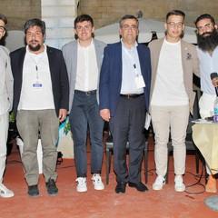 M.Lenoci, N. Sciannamea e G. Bucci, Pro Loco UNPLI Rocco Lauciello- Milanese