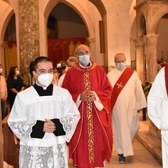 2021 Mons. Gianni Massaro a Canosa