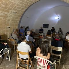 """Canosa di Puglia presentazione romanzo """"Accad(d)e""""  di Maria Fonte Fucci"""