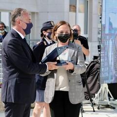 Il ministro Lamorgese alla inaugurazione della Questura di Andria