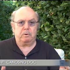 RAI3 TGR Puglia Lino Banfi Tg itinerante a Canosa di Puglia