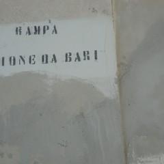 Canosa Rampa Maione da Bari
