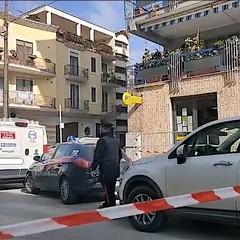 Canosa: Scene da far west, banditi assaltano un portavalori