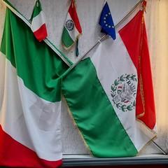 Il primo Tricolore di Reggio Emilia