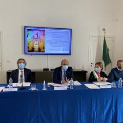 2020 Barletta firmato  il Patto per la Sicurezza Urbana