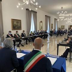 2020 Barletta firma del Patto per la Sicurezza Urbana
